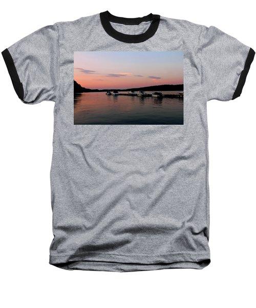 The City Of Ships Baseball T-Shirt