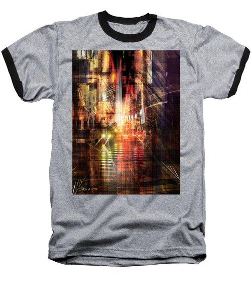 The City Rhythm II Baseball T-Shirt