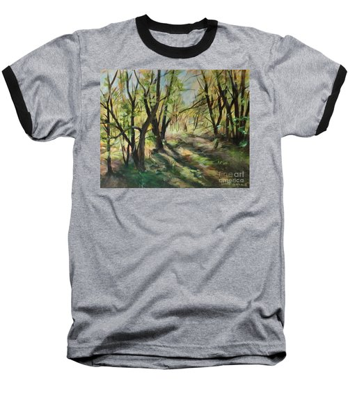 The Clearing Baseball T-Shirt