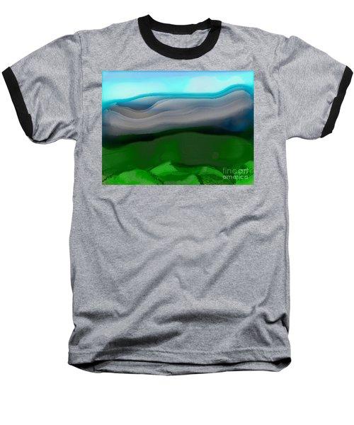 The Hilltop View Baseball T-Shirt