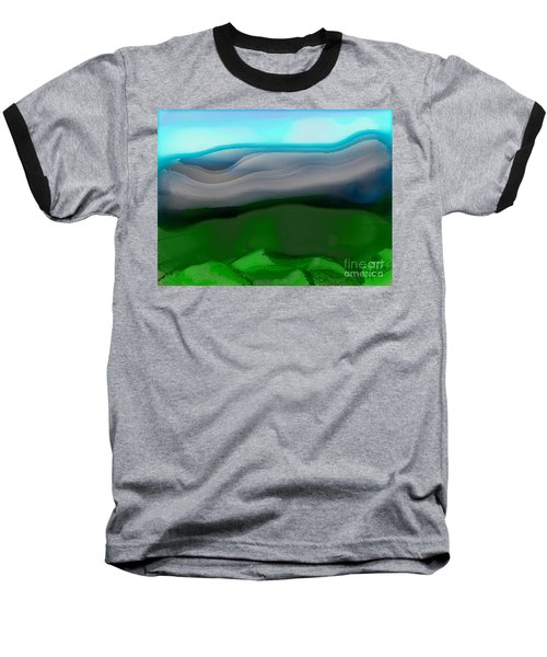 The Hilltop View Baseball T-Shirt