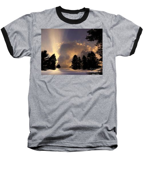 The Cloud Baseball T-Shirt
