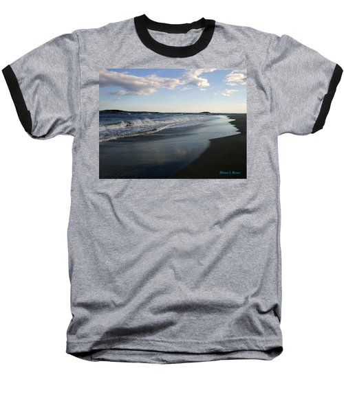 The Coast Baseball T-Shirt