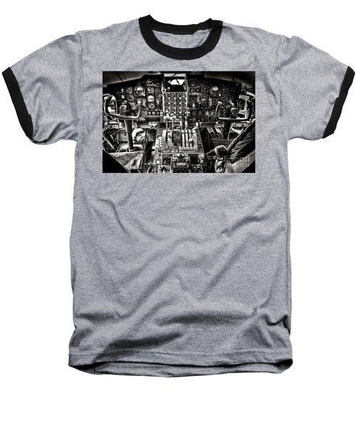 The Cockpit Baseball T-Shirt
