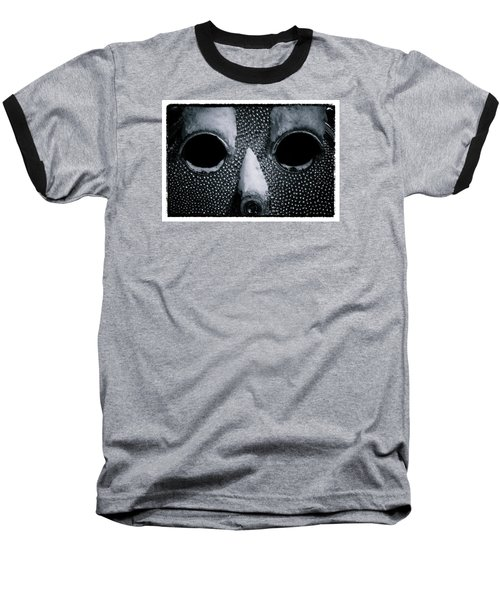 The Cold Stare Baseball T-Shirt