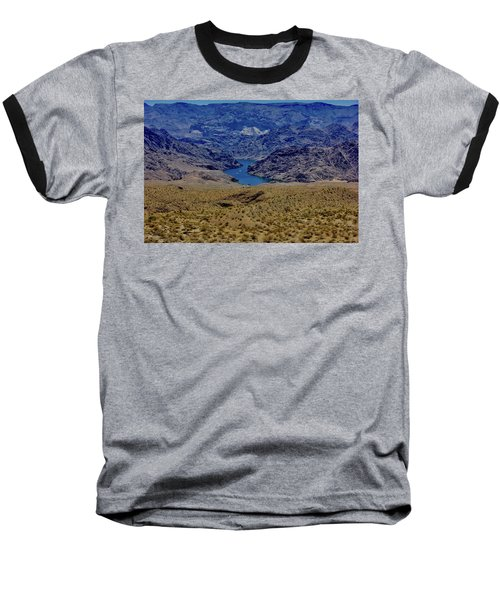 The Colorado River  Baseball T-Shirt