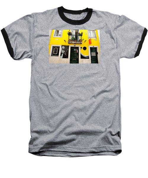 The Colorful Bar Baseball T-Shirt