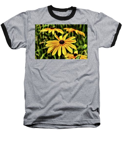 Baseball T-Shirt featuring the photograph The Colors And Details by Monte Stevens