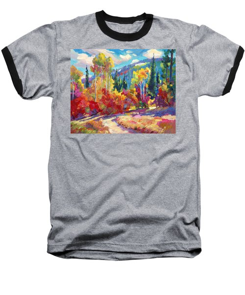 The Colors Of New Hampshire Baseball T-Shirt