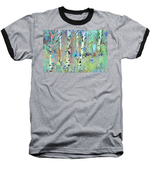 The Colouring Book In The Forest Baseball T-Shirt