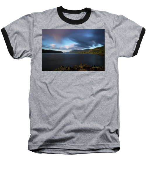 The Columbia River Gorge Signed Baseball T-Shirt