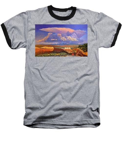 The Commute Baseball T-Shirt