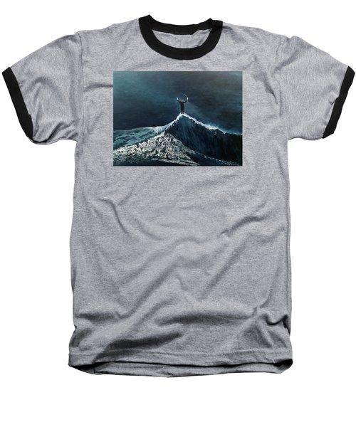 The Conductor Baseball T-Shirt