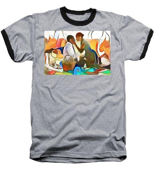 The Confidante Baseball T-Shirt
