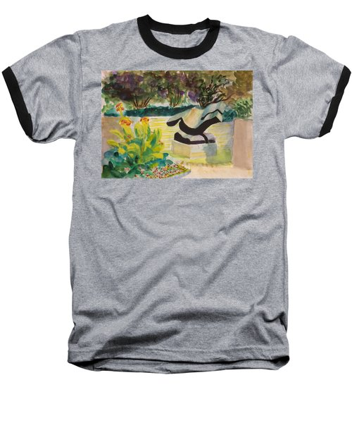 The Corinthian Garden Baseball T-Shirt