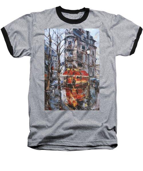 The Corner Cafe Baseball T-Shirt