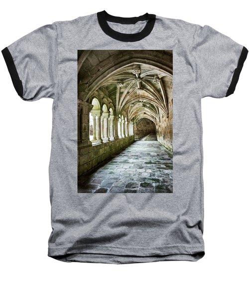 The Corridors Of The Monastery Baseball T-Shirt