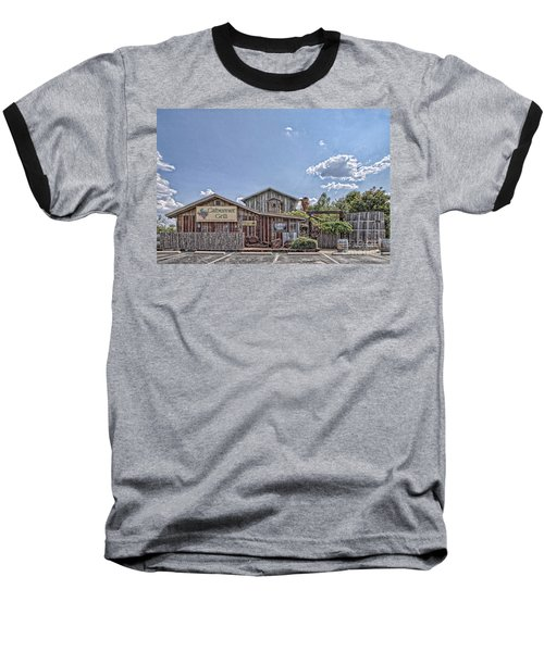 The Cotton Gin Village Baseball T-Shirt