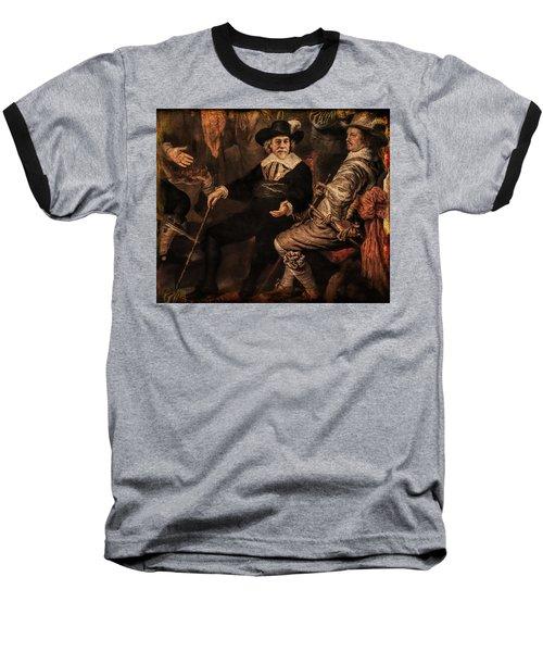 The Court Debate Baseball T-Shirt