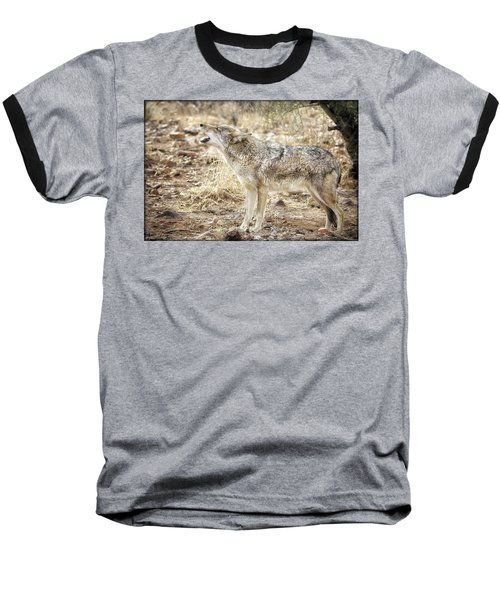 The Coyote Howl Baseball T-Shirt