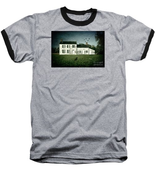 The Craig House II Baseball T-Shirt