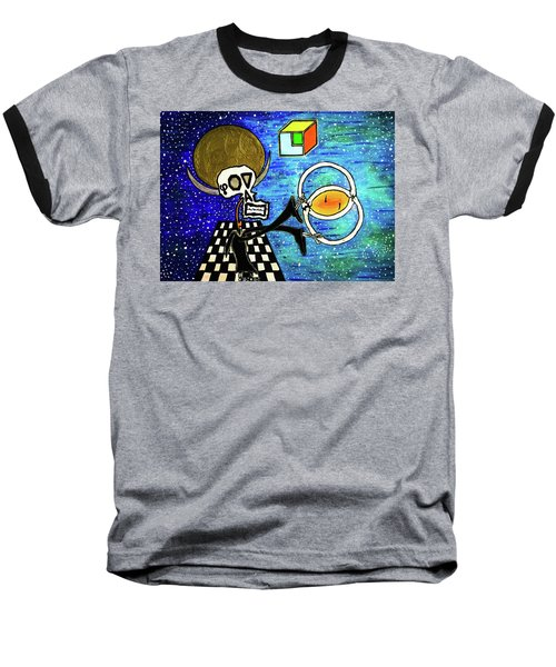 The Creatiooon  Baseball T-Shirt