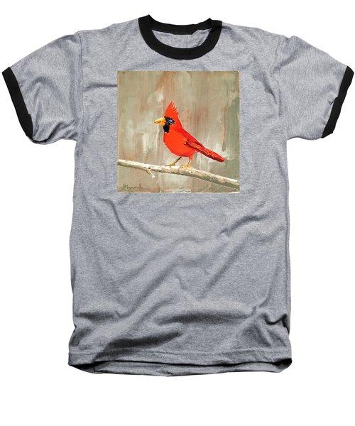 The Crooner Baseball T-Shirt