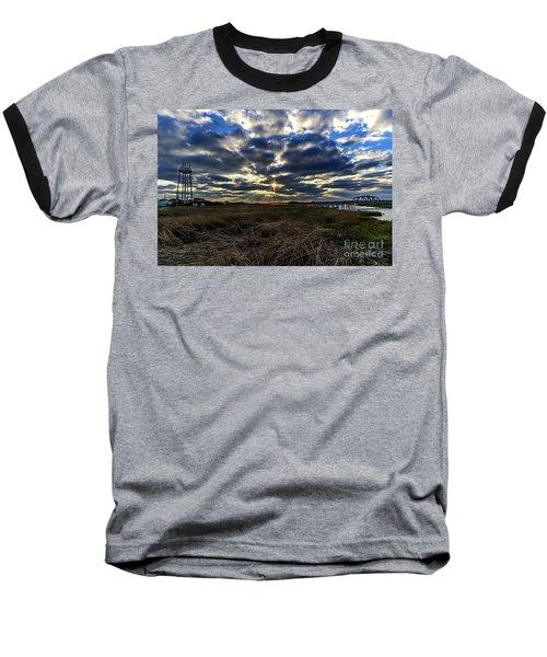 The Cross Baseball T-Shirt