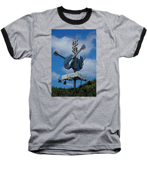 The Crossroads Baseball T-Shirt