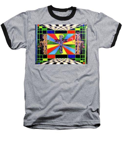 The Crucifffictiooon - Paradisi Gloooria Baseball T-Shirt