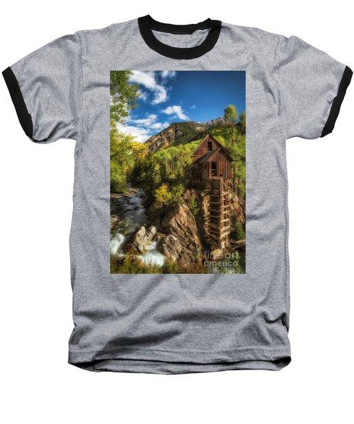 The Crystal Mill Baseball T-Shirt