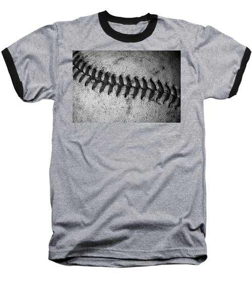 Baseball T-Shirt featuring the photograph The Curve Ball by David Patterson