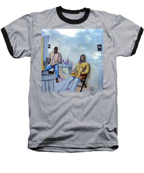 The Custodians Baseball T-Shirt