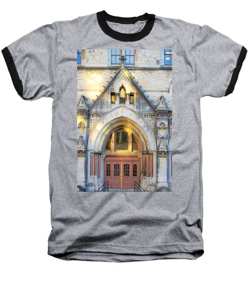 The Customs House Baseball T-Shirt