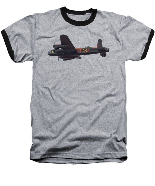 The Dambuster Baseball T-Shirt by Scott Carruthers