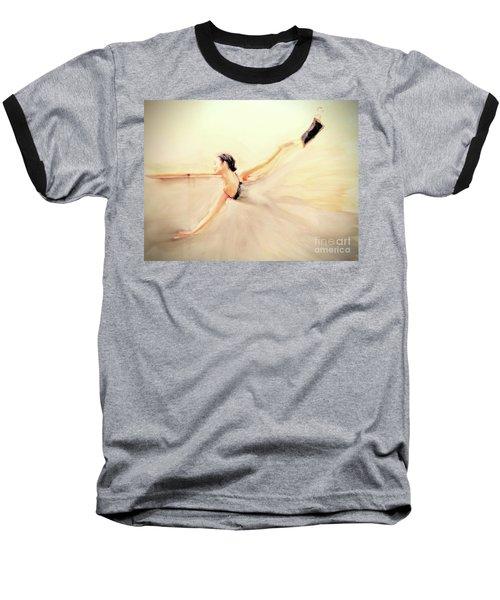 The Dance Of Life Baseball T-Shirt