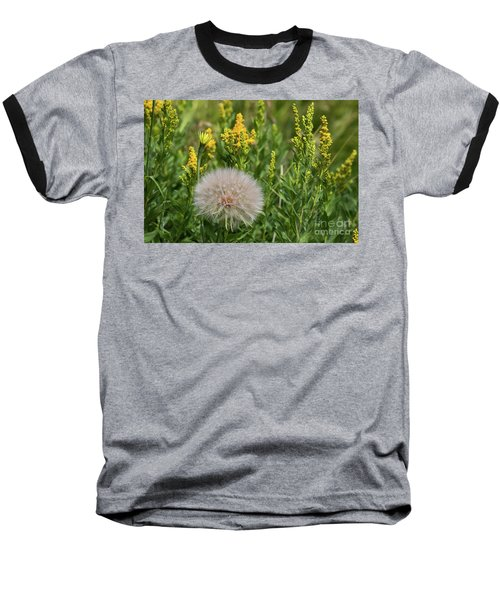 The Dandelion  Baseball T-Shirt