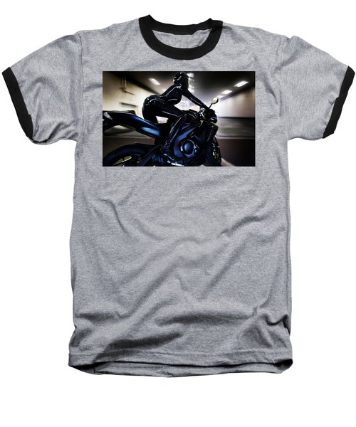 The Dark Knight Baseball T-Shirt
