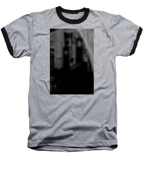 The Dark Side Baseball T-Shirt by Rajiv Chopra