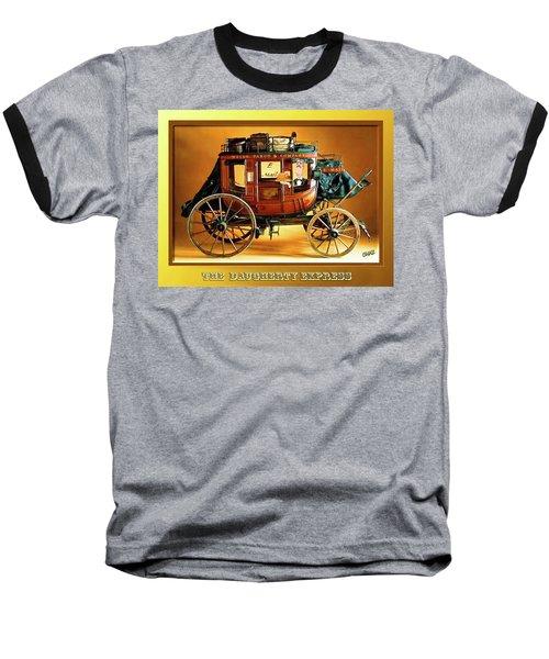 The Daugherty Express Baseball T-Shirt