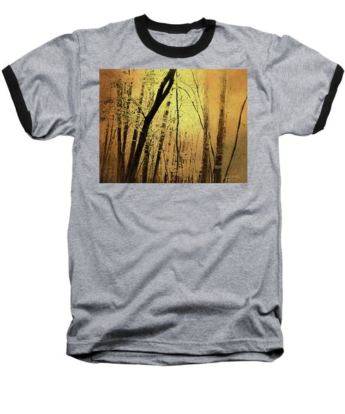 The Dawn Of The Trees Baseball T-Shirt