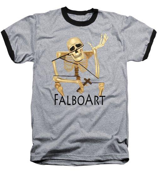 The Dead In Christ Baseball T-Shirt