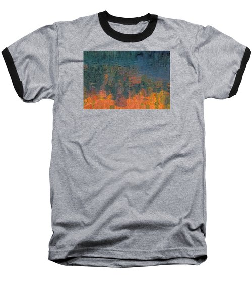 The Deep Baseball T-Shirt by Suzy Piatt