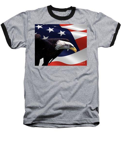 The Defender Baseball T-Shirt