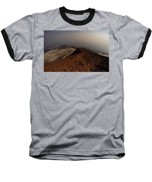 The Descent Baseball T-Shirt