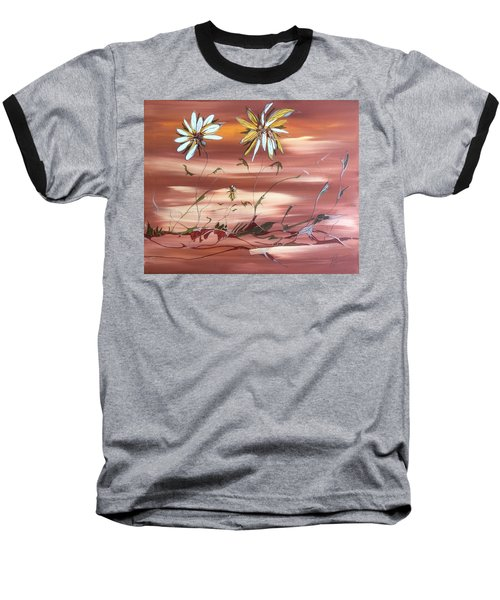 The Desert Garden Baseball T-Shirt
