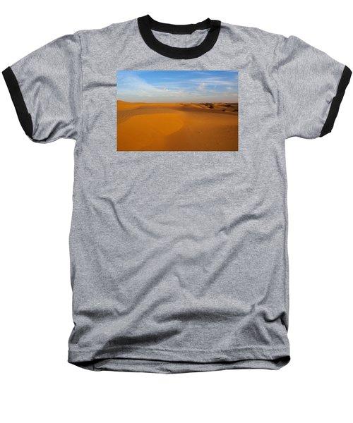 The Desert  Baseball T-Shirt by Jouko Lehto