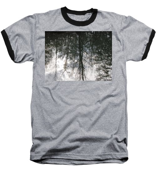 Baseball T-Shirt featuring the photograph The Devic Pool 1 by Melissa Stoudt