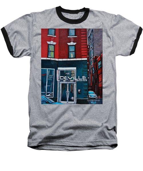 The Deville Baseball T-Shirt