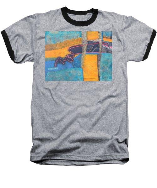 The Digital Age Baseball T-Shirt